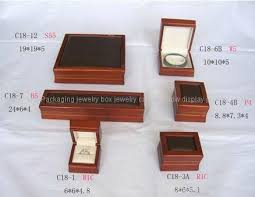 wooden jewelry boxes necklace ring bracelet earring set jewelry packaging boxes 1