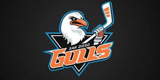 eight regular season gulls games to be televised regionally by fox 5 san go