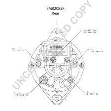8mr2085k alternator product details prestolite leece neville rh prestolite duvac alternator wiring diagram leece neville alternator regulator