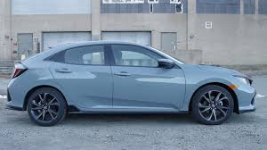 2017 Honda Civic Hatchback Test Drive Review  I
