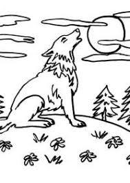 Disegno Del Lupo Da Colorare Disegno Cervo Da Coloraredisegno