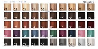 Ion Color Chart Ion Color Brilliance Hair Color Swatch Book Sbiroregon Org