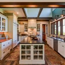 white country galley kitchen.  Kitchen White Country Galley Kitchen With Rugs W