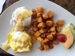 Maryland Benedict Picture Of Chart House Annapolis