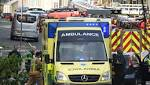 Two in hospital after Storm Ali causes tree to fall onto moving car