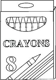crayon coloring page crayon coloring pages coloring pages of crayons crayon coloring pages plus crayons coloring