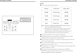 page 3 of boss audio systems car stereo system bv9362bi user guide note be sure the unit is connected to a 12 volts battery