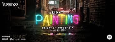 light painting work