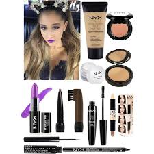 affordable nyx ariana grande makeup look arianagrande
