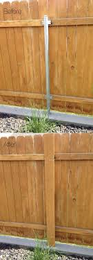 Diy Fence Best 25 Fence Posts Ideas Only On Pinterest Wooden Fence Posts