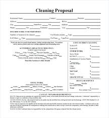 Free Construction Proposal Forms Printable Sample Contract Template ...
