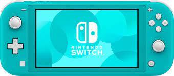 Nintendo Switch 32GB Lite Turquoise ...