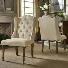 dining chairs tufted dining chair set on tufted dining chairs set of 2 by inspire