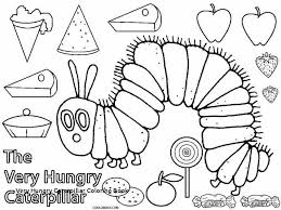 Very Hungry Caterpillar Coloring Page Best Of 21 Very Hungry