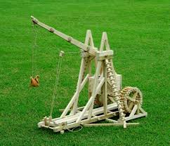 Trebuchet Catapult Design Plans Trebuchet Working Model Step By Step Free Plans And