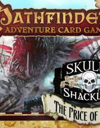 Find deals on products in toys & games on amazon. Pathfinder Acg Skull Shackles Add On Deck 5 Zia Comics