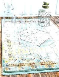 pastel area rugs light blue rug bedroom wool felt ball oriental modern starlight lovely