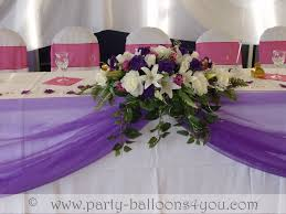 Decorating For A Wedding Wedding Venue Decorations Done At Goals Soccer Centre Brislington