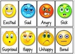 Free Printable Feeling Faces Cards Bing Images Feelings