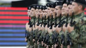 'kosovo Incident Involving Over Puts Serbia Military High On Alert xTH81PU