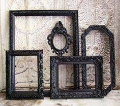 Small Picture Felicia Wall Mounted Etagere Black Felicia and Wall mount
