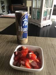 Earlier this month, pabst blue ribbon (otherwise known as pbr) turned heads when it announced its latest product—not a new lager, but hard coffee.with 5 percent abv, pabst said that the drink is. Egg Whites Cherry Tomatoes Sausage Links And A Pbr Hard Coffee To Wash It All Down 150kcal 1200isplenty