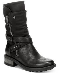 moto boots. carlos by santana sawyer tall moto boots macy\u0027s