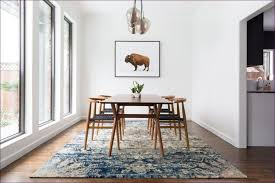 rug under round kitchen table. Rug Under Kitchen Table Kids Half Moon Rugs Round Gray Area For Dining Room Oversized Amazing Size Living Contemporary Luxury Carpet Seagrass Accent Big A