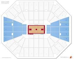 Beasley Coliseum Seating Chart Basketball Beasley Coliseum Washington State Seating Guide