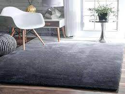 gray fluffy rug handmade soft and plush grey rug 5 x 8 grey gray fluffy