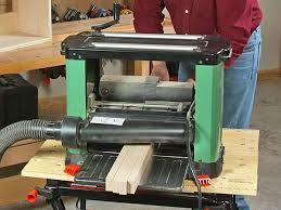 power jointer and thickness planer. 417qabenchtopplaner power jointer and thickness planer