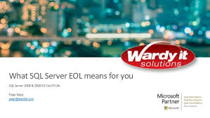 What Sql Server End Of Life Means For You