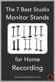 7 лучших стоек для <b>студийных мониторов</b> для домашних студий
