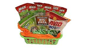 amazon dill pickle basket funny gift baseball and softball gift basket teacher appreciation you re kind of a big dill gift basket grocery