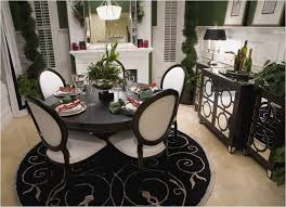 black kitchen table and chairs lovely modern black dining room table set awesome improbable solid wood