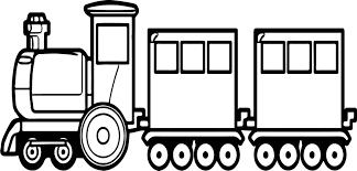 Small Picture Go Train Coloring Page Wecoloringpage