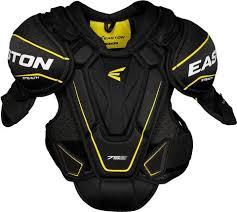 Easton Shoulder Pad Sizing Chart Easton Stealth 75s Ii Junior Hockey Shoulder Pads Sizes Jr