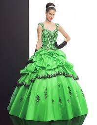 green wedding dress ideal weddings