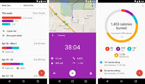 google fit google fit routinely track your fitness data using your android wear