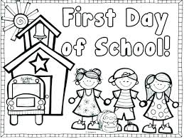 back to school coloring pages for preschool back to school coloring pages sunday school coloring pages