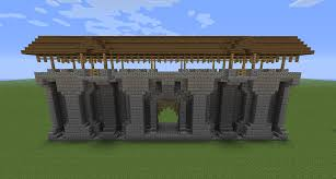 minecraft wall designs. Gonna Start Working On A Castle/castle Town Soon, What Do You Guys Think Of My Outer Wall Design? Minecraft Designs R