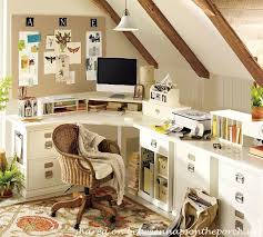 pottery barn home office. Pottery Barn Bedford Office Furniture Layout And Design Ideas 07 Home