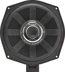 speakers and sub. rockford fosgate t3-bmw-sub speakers and sub 8