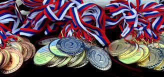 Байсэлл награды кубки медали дипломы  Медали