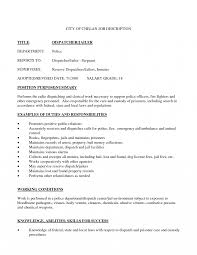Dispatcher Job Description Resume Dispatcher Job Description Resume Horsh Beirut Templates Template 1
