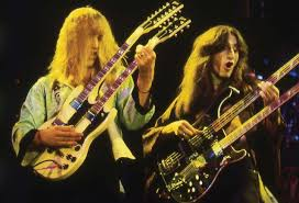 top 10 rock guitarists that use multi neck guitars seymour duncan alexgeddy