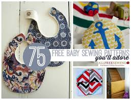 Free Baby Sewing Patterns Magnificent 48 Free Baby Sewing Patterns You'll Adore Seams And Scissors