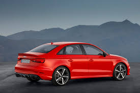 400 HP Audi RS3 Sedan To Retail From $62,900 In Canada | Carscoops