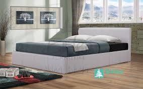 Ottoman Bedroom Bedstore Uk Birlea Ottoman Brown Leather Storage Bed