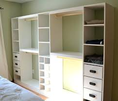 diy closet organizer systems wood closet system plans best diy closet organizer system